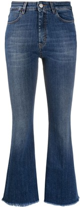 Pt01 Cropped Jeans