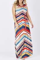 Smash Wear NEW Womens Maxi Dresses Americas Maxi Dress Peach