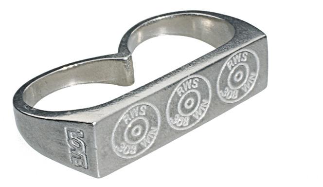 Asos Lovebullets Bullet Bar Ring Exclusive to