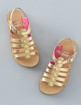 Boden Leather Gladiator Sandals