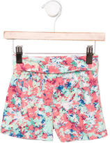 Splendid Girls' Abstract Print Shorts