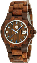 Earth Wood Watches watches Watches Red - Red Gila Bracelet Watch