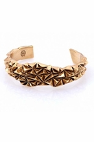 House Of Harlow Rocky Mountain Cuff in Yellow Gold