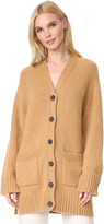 Pringle V Neck Cashmere Cardigan