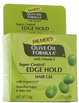 Palmers Olive Oil Formula Edge Hold Hair Gel, Super Control