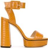 Jimmy Choo Jax 125mm platform sandals