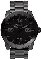 Nixon The Corporal Stainless Steel Analog Bracelet Watch