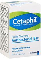 Cetaphil® 4.5 oz Gentle Cleansing Antibacterial Bar
