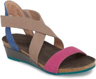 Naot Footwear Vixen Wedge Sandal