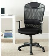 Safavieh Black Shane Desk Chair