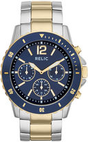 JCPenney RELIC Relic Mens Two-Tone Sport Watch ZR15772