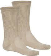 Timberland CoolMax® Hiking Socks - 2-Pack, Crew (For Men)