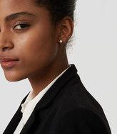 LOFT Marbleized Stud Earring Set