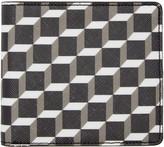 Pierre Hardy Tricolor Cube Wallet
