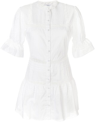 Sir. Maci button down mini dress