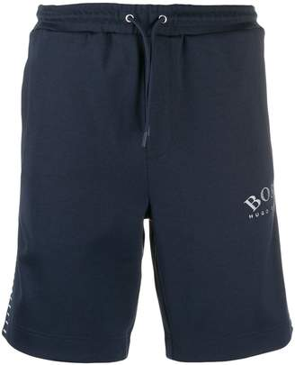 BOSS drawstring shorts