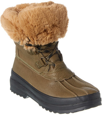 Sperry Maritime Winter Leather Boot
