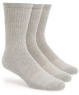 Nordstrom Men's Big & Tall Crew Cut Athletic Socks