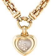Chopard Happy Diamond Heart Pendant Necklace