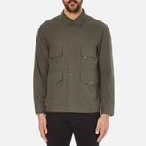 Garbstore Flight Shirt Green