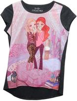 Jessica Simpson Collectible Girl`s Graphic T-Shirt