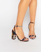 Asos HUE Heeled Sandals