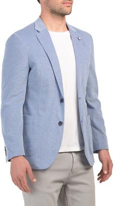 Knit Sport Coat