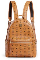 MCM Small-Medium Studded Stark Backpack