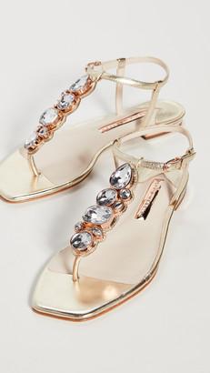 Sophia Webster Ritzy Flat Sandals