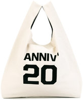 MM6 MAISON MARGIELA Anniv 20 tote - women - Cotton/Polycarbonite - One Size