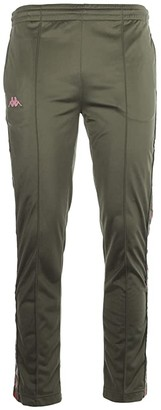 Kappa 222 Banda Dugrot (Green/Pink) Men's Casual Pants