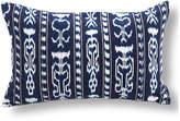 Ara Collective Xela 13x20 Pillow - Midnight Indigo
