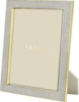 AERIN Dove Shagreen Frame - 8x10