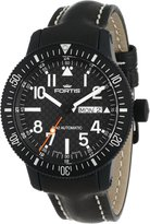 Fortis Men's 647.28.71 L.01 B-42 Marinemaster Automatic Date Leather Watch