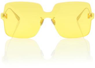 Christian Dior DiorColorQuake1 square sunglasses