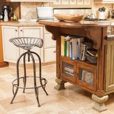 Christopher Knight Home Rancher Adjustable Bar Stool