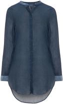 Elemente Clemente Plus Size Organic cotton shirt