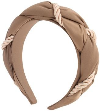 Sophie Buhai Twisted Rope Silk Headband