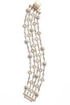 Jenny Packham Women's Stardust Multistrand Bracelet