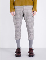 Vivienne Westwood Regular-fit cotton trousers