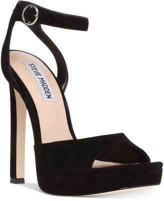 Steve Madden Women Luv Platform Sandals
