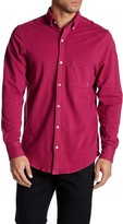 Tailorbyrd Long Sleeve Button-Down Collar Shirt