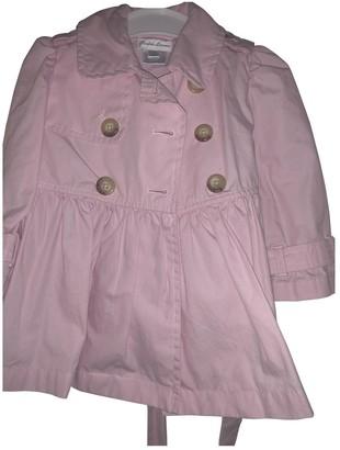 Ralph Lauren Pink Cotton Jackets & Coats