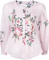 Mcguire Denim floral print blouse