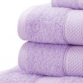 Linens Limited 100% Turkish Cotton 500gsm Hand Towel, Lilac by Linens Limited