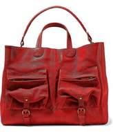 Jerome Dreyfuss Jean-Paul Textured-Leather Tote
