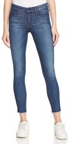 Mother The Looker Ankle Fray Jeans in Twilight Magic