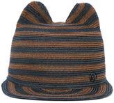 Maison Michel 'Jamie' hat - women - Straw - S