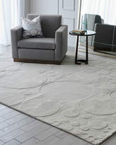 Global Views Dots Hand-Tufted Rug 8' x 10'