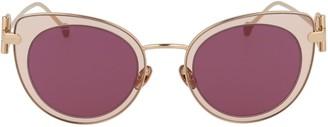 Salvatore Ferragamo Sf182s Sunglasses